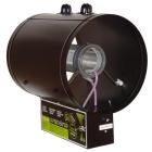 549017 - OZONIZZATORE UVONAIR CD-1000-1 DIAMETRO 250MM ADATTO AD AMBIENTI FINO A 1200M3
