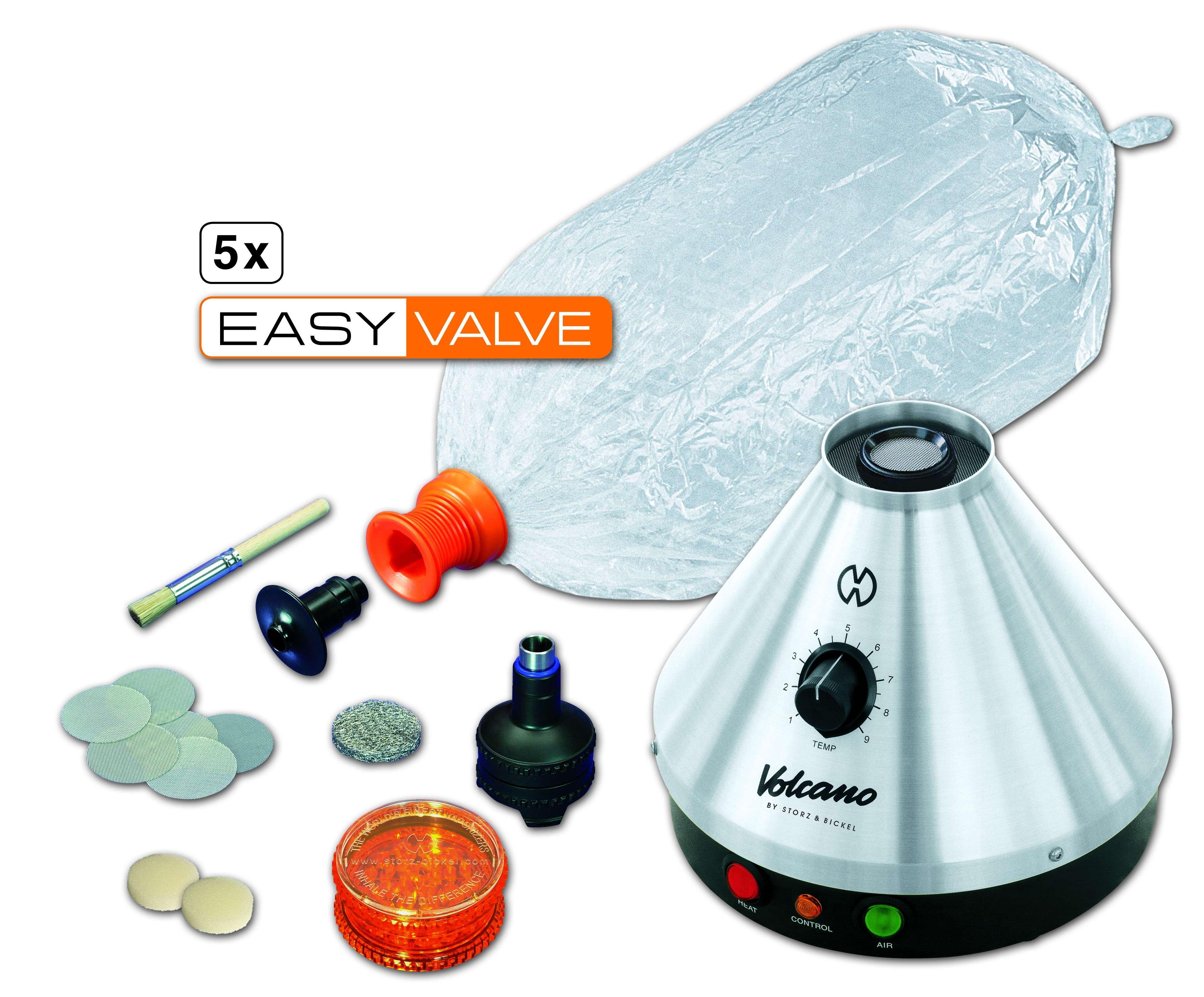 VA1502 - VOLCANO CLASSIC CON EASY VALVE VAPORIZZATORE