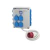 SD20416EU - TIMER BOX 12X600W GSE CON  ALIMENTAZIONE A 400V (TRE FASI)